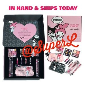 Wet n Wild My Melody and Kuromi Collection PR Box